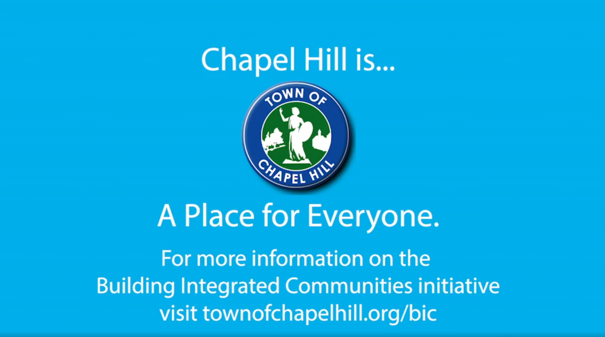 Town of Chapel Hill Expresses Support to Community Members
